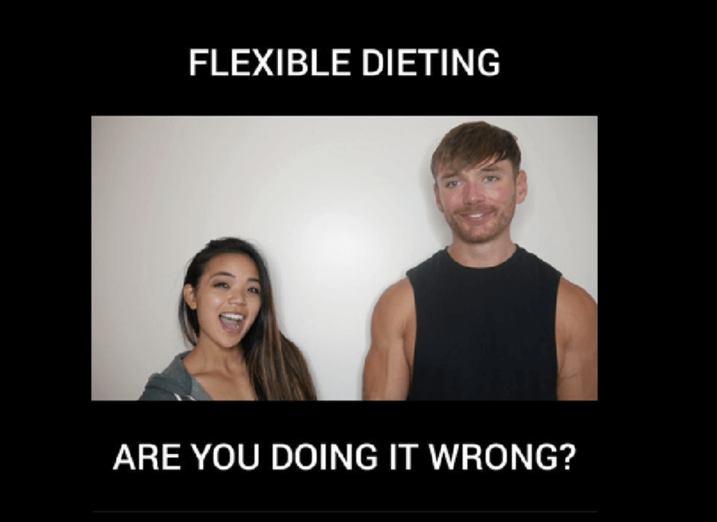 Flexible Dieting - Are You Doing It Wrong?